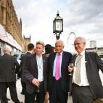 Ben Kaye ~ Human Trafficking Foundation Chairman Anthony Steen ~ Adam Gorb ~ House of Lords V1